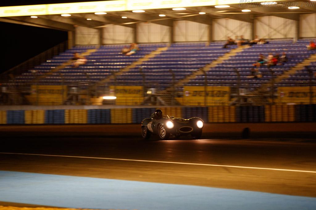 Jaguar D-Type - Chassis: XKD 535 - Driver: Clive Joy / Patrick Simon / Norman Nato  - 2018 Le Mans Classic