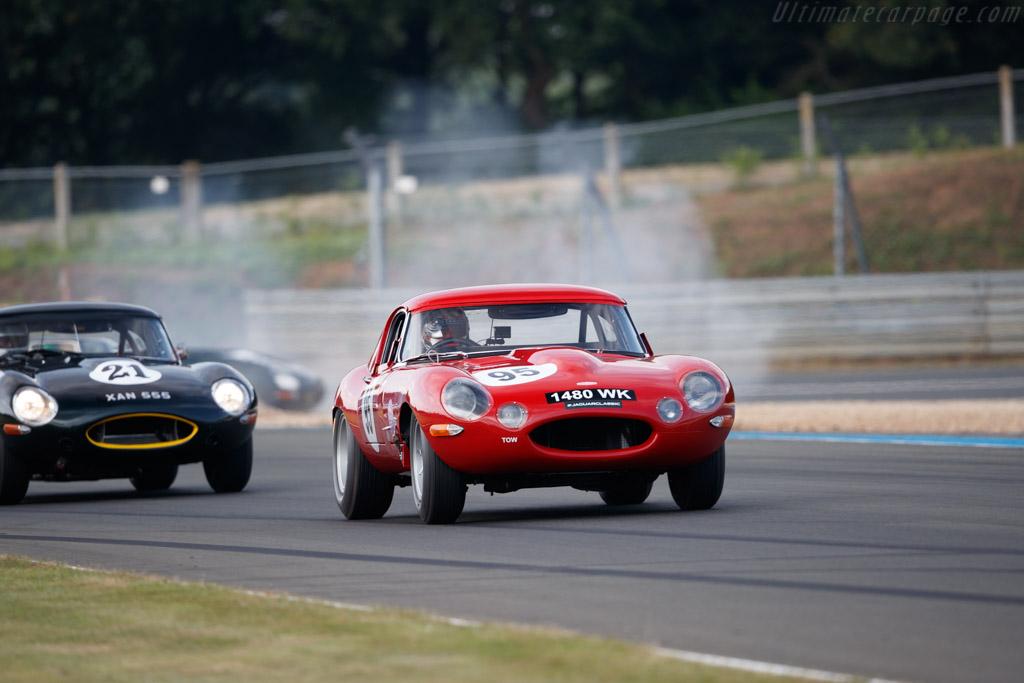 Jaguar E-Type - Chassis: 877607 - Driver: Harindra de Silva / Timothy de Silva  - 2018 Le Mans Classic
