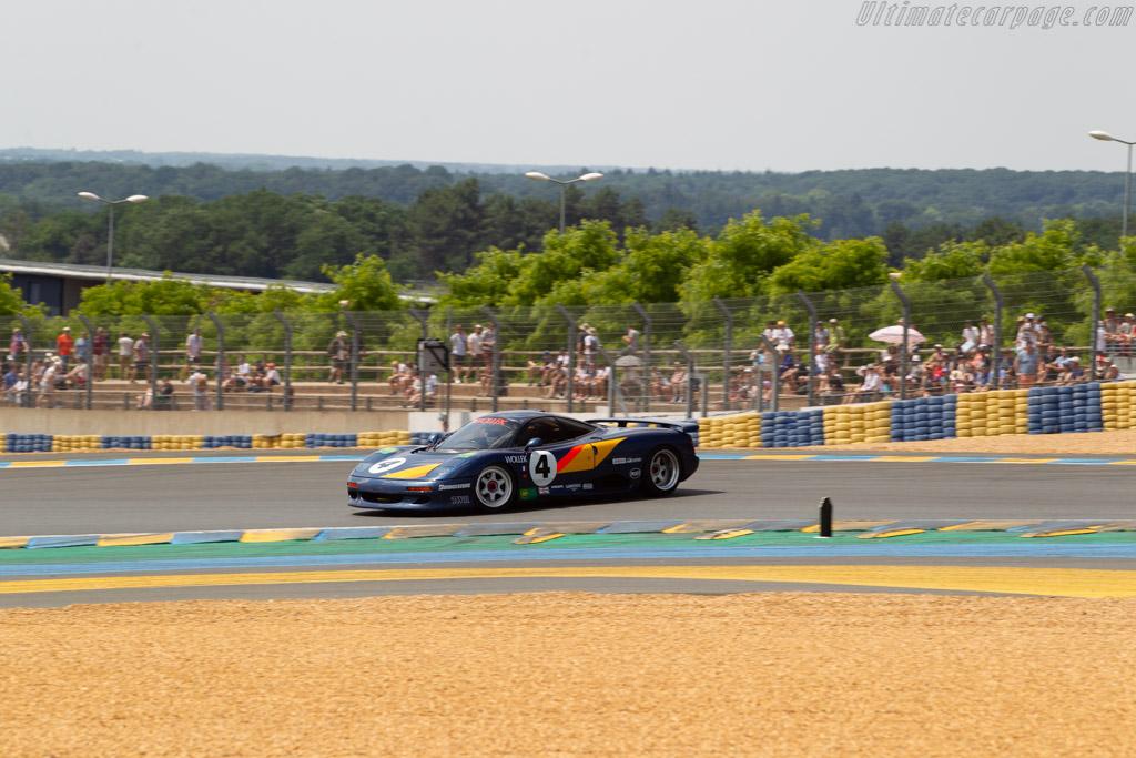 Jaguar XJR-15 - Chassis: 011 - Driver: David Bradbury  - 2018 Le Mans Classic