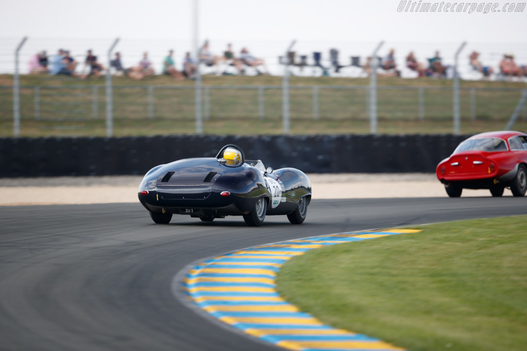 Lister Costin - Chassis: BHL135 - Driver: Carlos Monteverde / Gary Pearson / Andy Smith  - 2018 Le Mans Classic