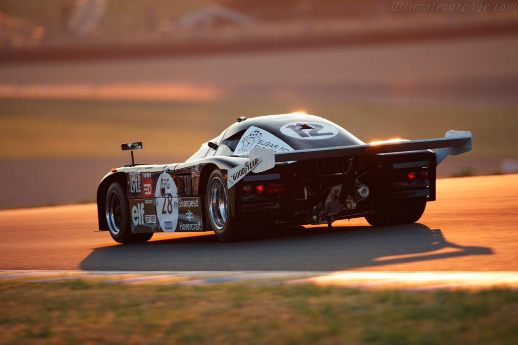 Lola - De Cadenet T380 - Chassis: HU1 / LM-2 - Driver: Henrik Lindberg - 2018 Le Mans Classic