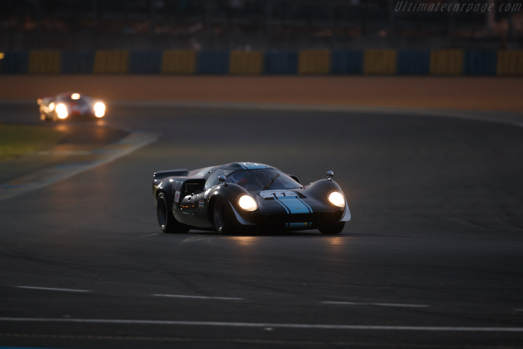 Lola T70 MkIII - Chassis: SL73/106 - Driver: Christophe van Riet  - 2018 Le Mans Classic