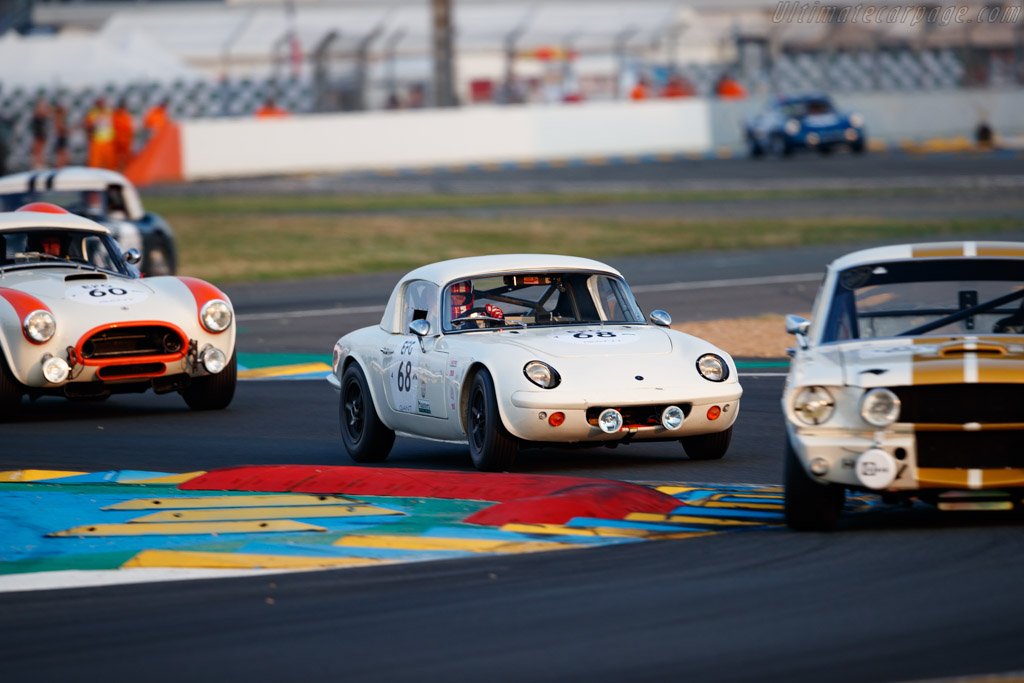 Lotus Elan 26R - Chassis: 26-R-8 - Driver: Nick Pink / Chris Fox  - 2018 Le Mans Classic