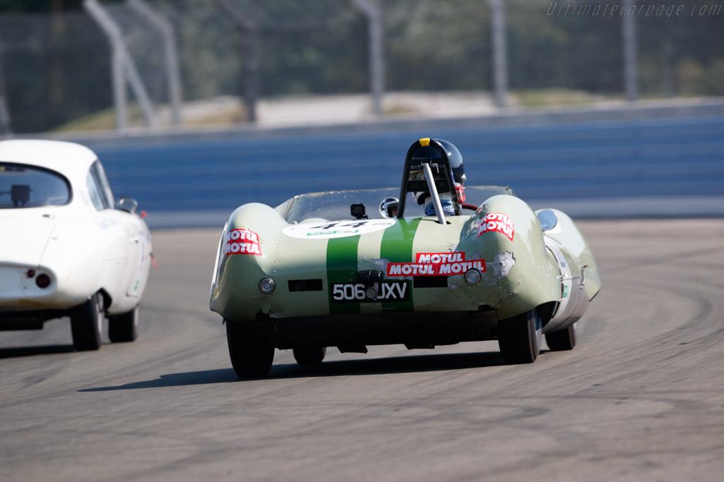 Lotus Eleven - Chassis: 325 - Driver: Francois Cointreau / Patrice Cousseau  - 2018 Le Mans Classic