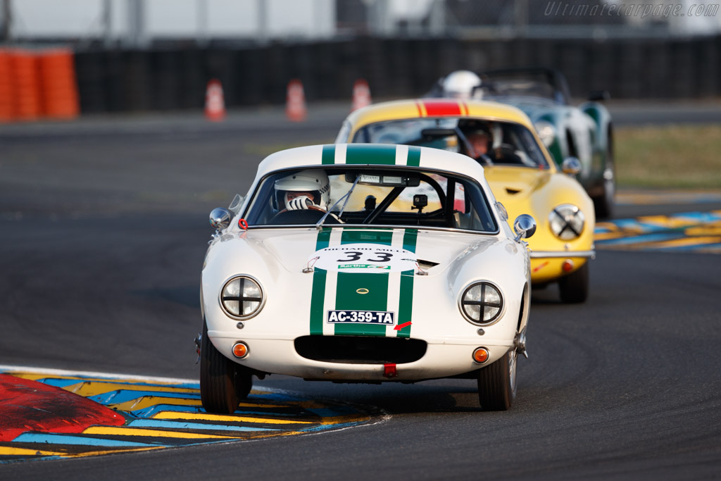 Lotus Elite - Chassis: 1215 - Driver: Fabrice Perruchot  - 2018 Le Mans Classic