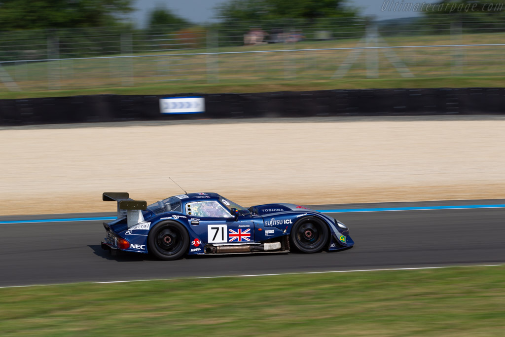 Marcos LM600 - Chassis: 9502 - Driver: Emeric Bordet - 2018 Le Mans Classic