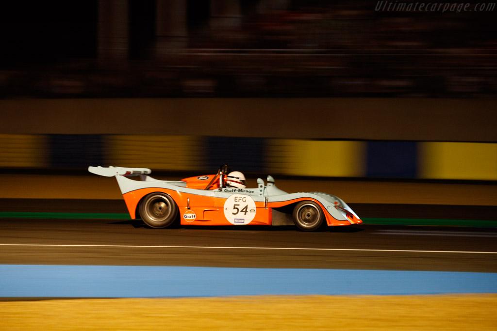 Mirage M6 - Chassis: M6/300/605 - Driver: Chris MacAllister - 2018 Le Mans Classic