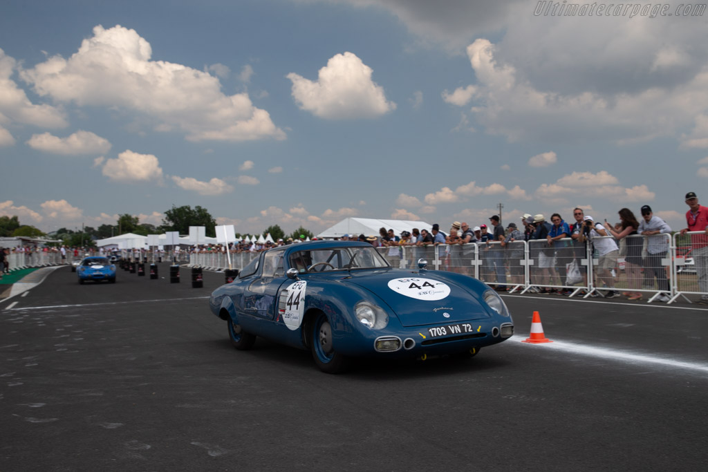 Panhard Monopole - Chassis: 857976 - Driver: Alfred Cointreau / Guillaume Le Metayer  - 2018 Le Mans Classic
