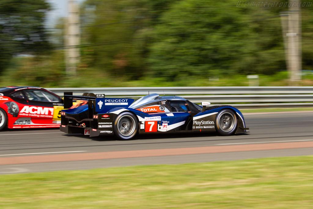 Peugeot 908 HDI - Chassis: 908-004 - Driver: Erik Maris  - 2018 Le Mans Classic