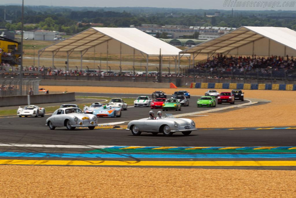 Porsche 356/1 - Chassis: 356-001   - 2018 Le Mans Classic