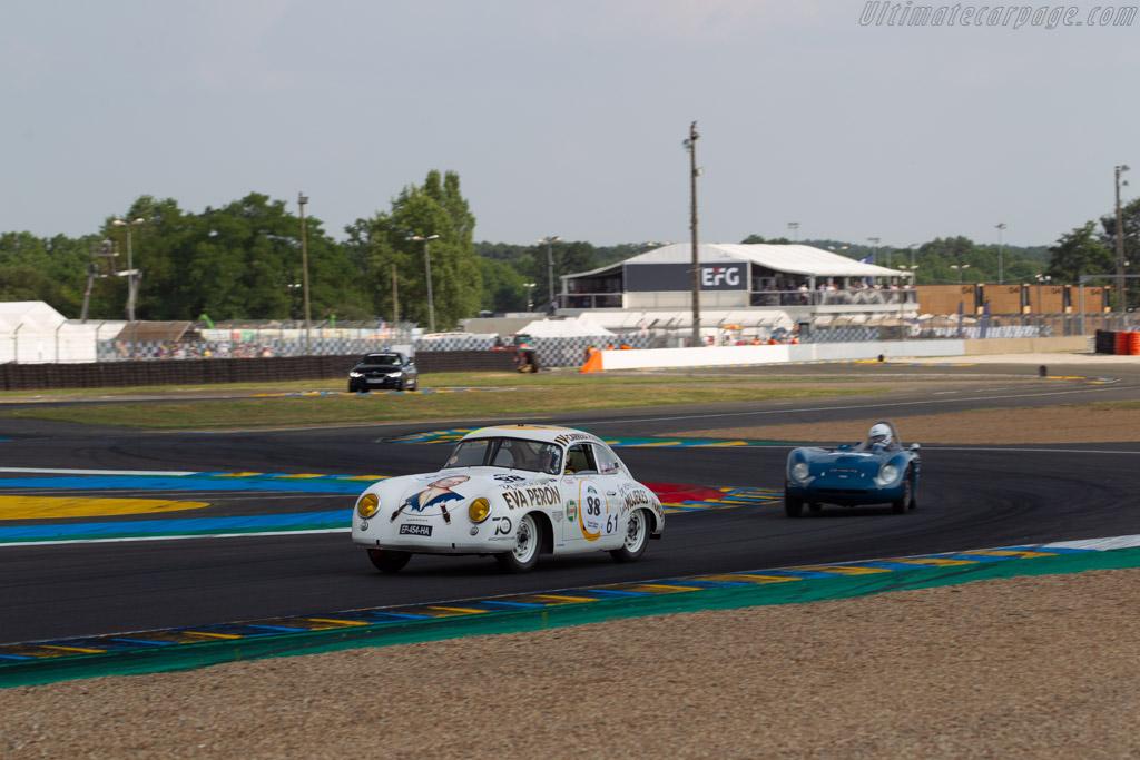 Porsche 356 Pre A - Chassis: 51006 - Driver: Xavier Dochez / Raynald Dalla-Mutta  - 2018 Le Mans Classic