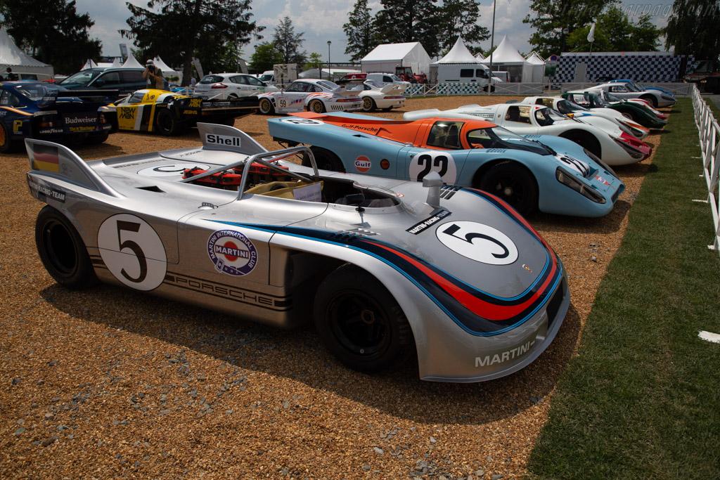 Porsche 908/03 - Chassis: 908/03-005   - 2018 Le Mans Classic