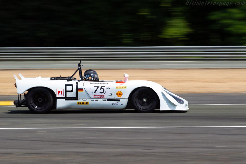 Porsche 908/2 - Chassis: 908/02-018 - Driver: Robert Fink  - 2018 Le Mans Classic