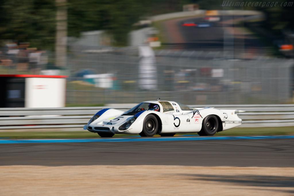 Porsche 908 LH - Chassis: 908-004 - Driver: Ewens Stievenart  - 2018 Le Mans Classic