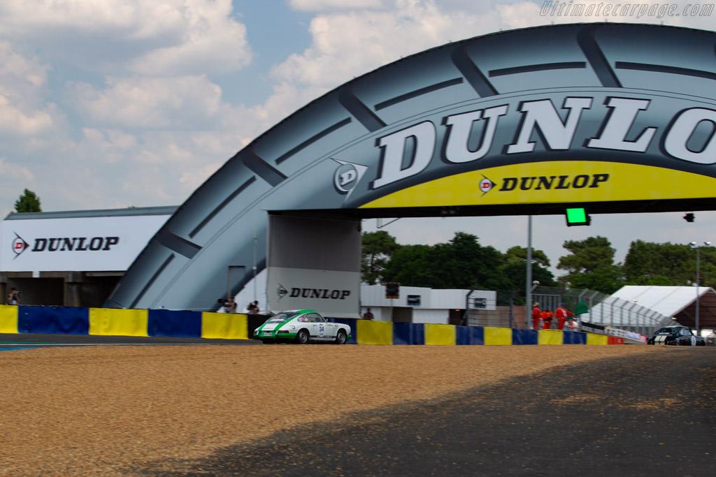 Porsche 911 - Chassis: 306651 - Driver: Carlos Beltran Andreu  - 2018 Le Mans Classic