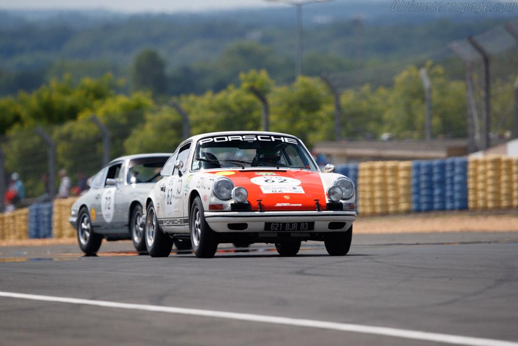 Porsche 911  - Driver: Ivan Vercoutere / Charles Rupp  - 2018 Le Mans Classic