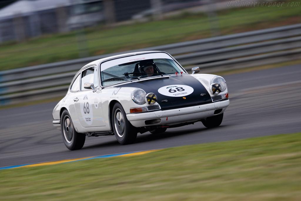 Porsche 911 - Chassis: 302534 - Driver: Serge Libens  - 2018 Le Mans Classic