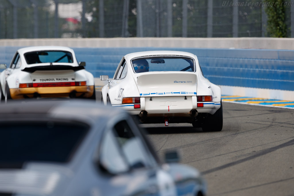 Porsche 911 Carrera RSR 2,8L - Chassis: 911 360 0785 - Driver: Jean Marc Boyadjian  - 2018 Le Mans Classic