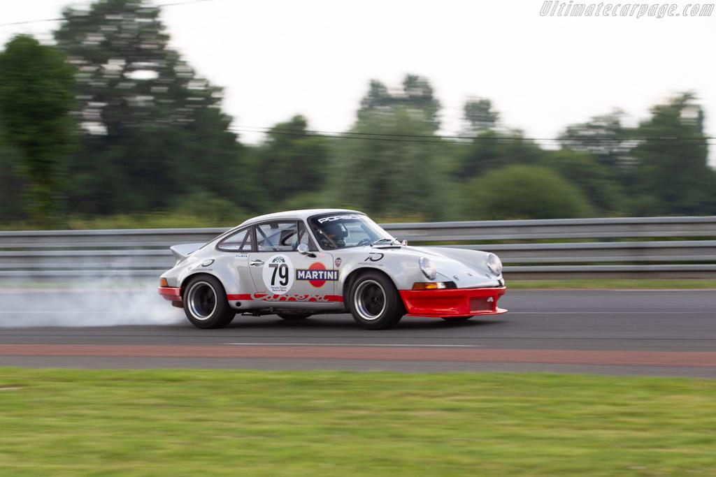 Porsche 911 Carrera RSR 2,8L  - Driver: Paul Daniels  - 2018 Le Mans Classic