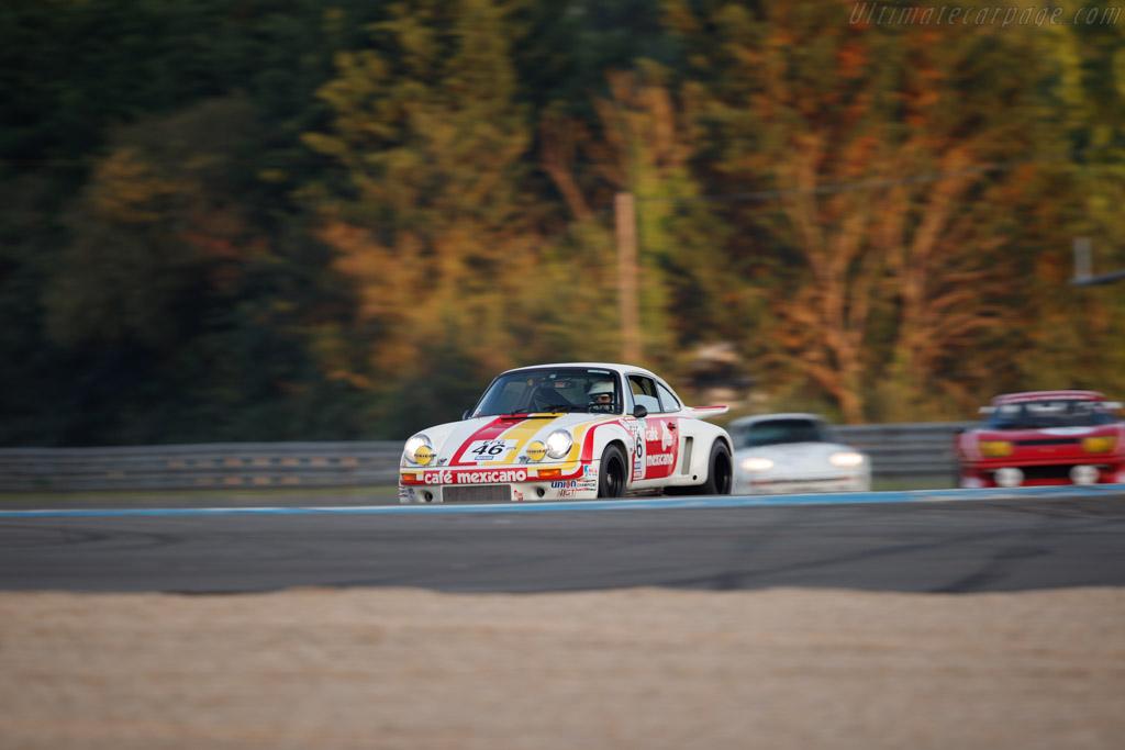 Porsche 911 Carrera RSR 3.0 - Chassis: 911 560 9115 - Driver: Rainer Becker  - 2018 Le Mans Classic