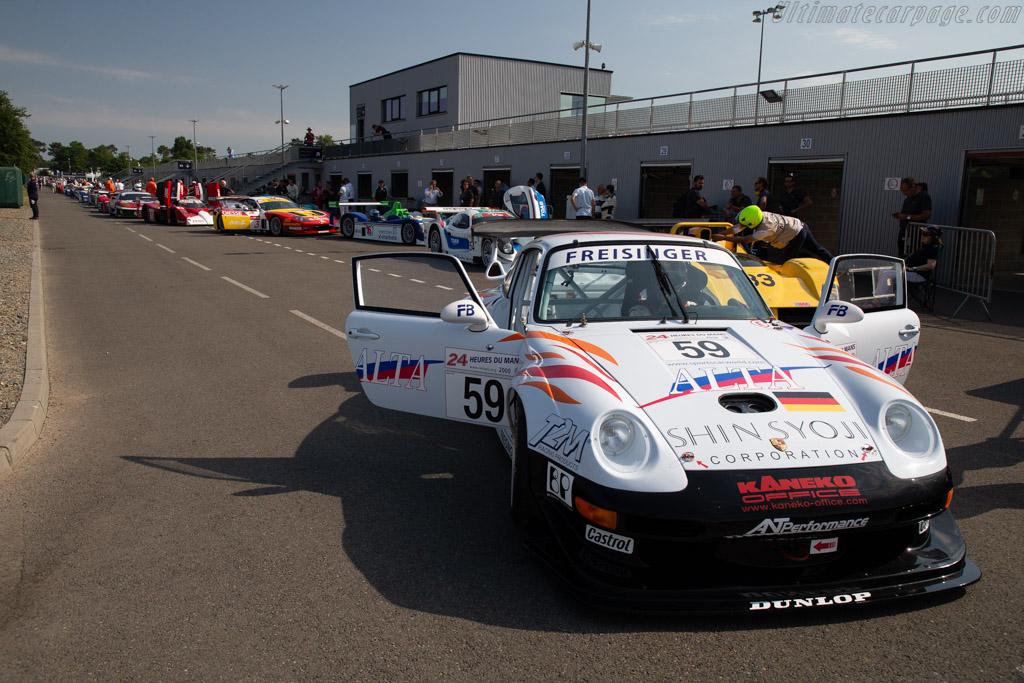 Porsche 911 GT2 - Chassis: WP0ZZZ99ZTS393002   - 2018 Le Mans Classic