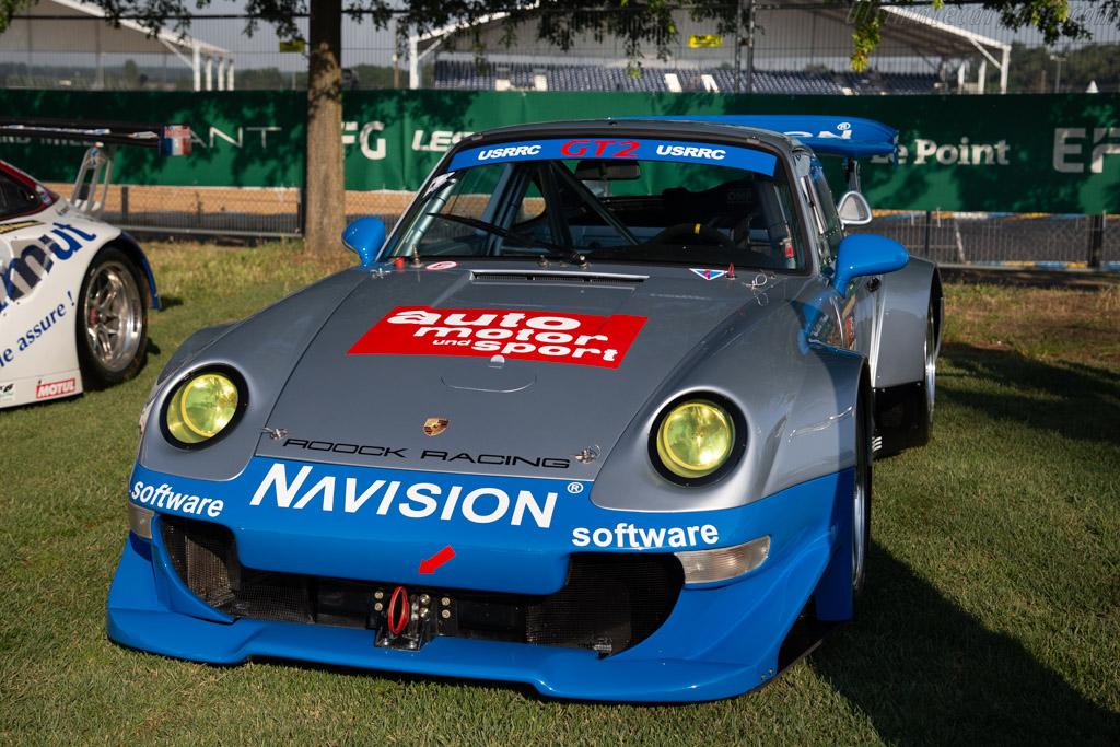 Porsche 911 GT2 - Chassis: RST530003  - 2018 Le Mans Classic