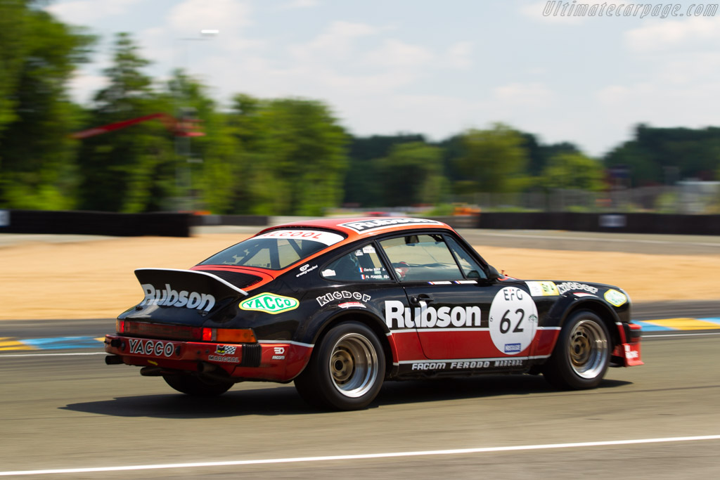 Porsche 911 SC Gr.IV - Chassis: 911 730 0536 - Driver: Philippe Peauger / Charles Rupp  - 2018 Le Mans Classic