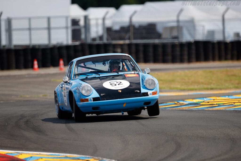 Porsche 911 ST 2,3L  - Driver: Alexis Raoux  - 2018 Le Mans Classic