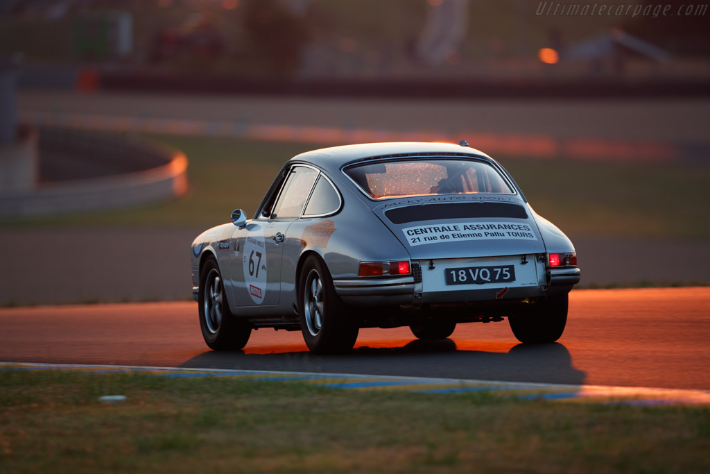 Porsche 911 T/R - Chassis: 118 00120 - Driver: Claudia Hürtgen / Arndt Ellinghorst - 2018 Le Mans Classic