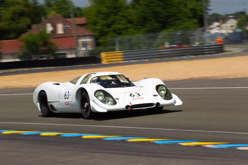 Porsche 917 - Chassis: 917-002 - Driver: Romain Dumas - 2018 Le Mans Classic