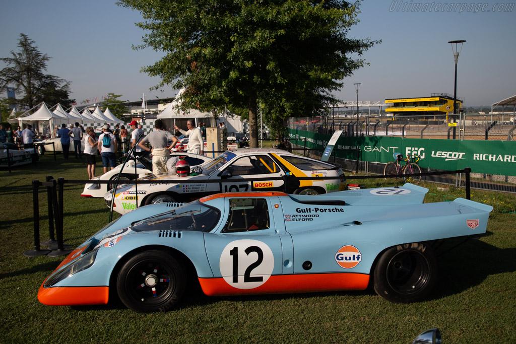Porsche 917K - Chassis: 917-008   - 2018 Le Mans Classic