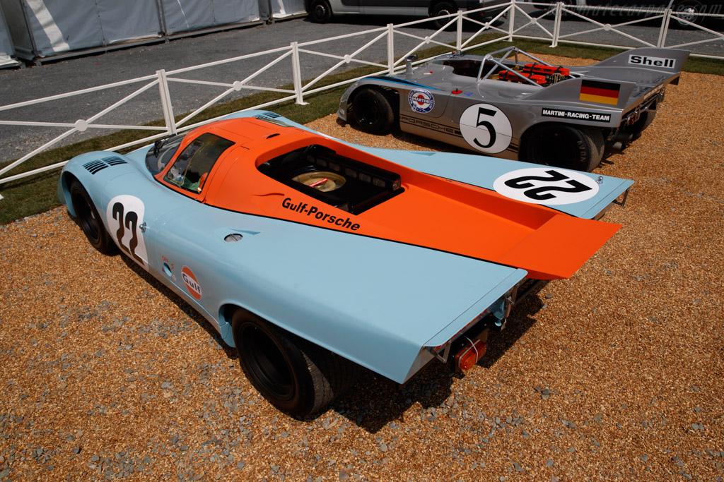 Porsche 917K - Chassis: 917-031   - 2018 Le Mans Classic