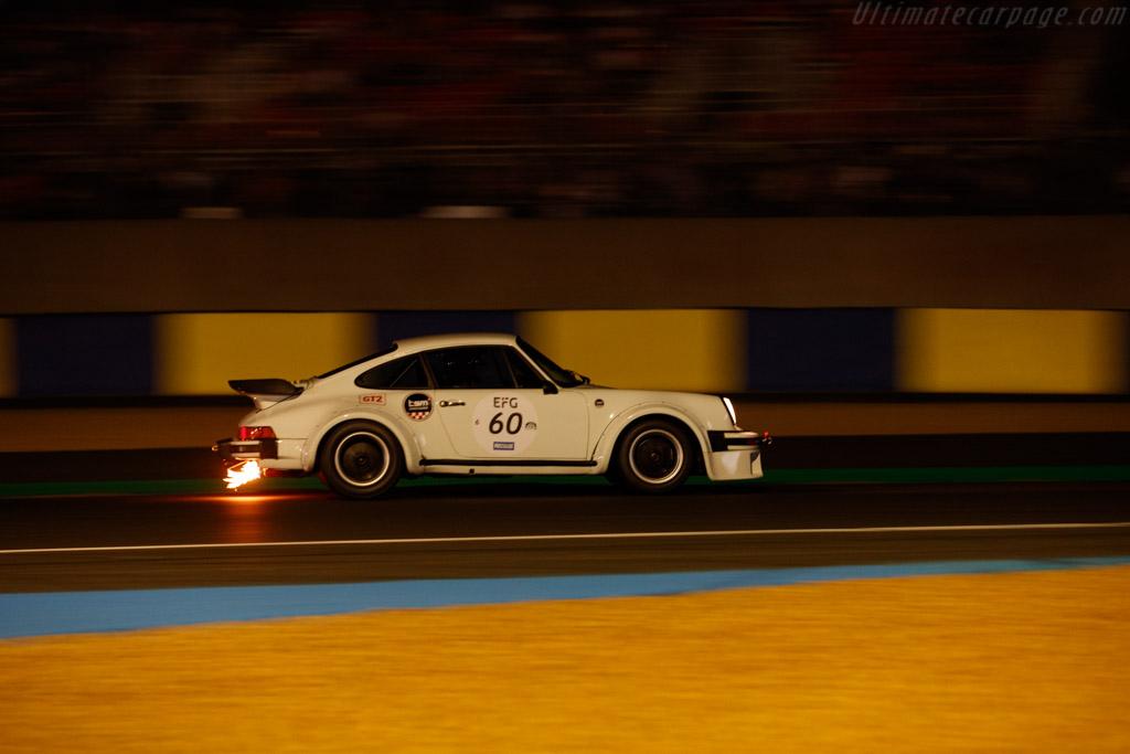 Porsche 930 GRIV - Chassis: 930 770 0496 - Driver: Fabio Spirgi / Philippe Giauque  - 2018 Le Mans Classic