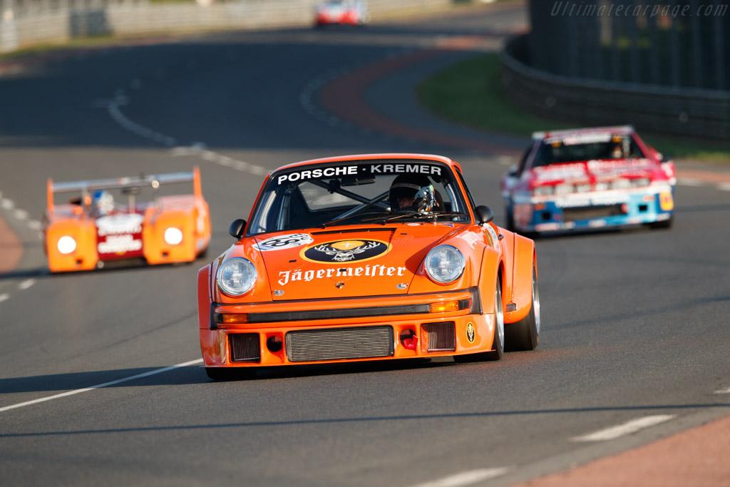Porsche 934 - Chassis: 930 670 0158 - Driver: Lee Maxted Page / Pascal Duhamel  - 2018 Le Mans Classic