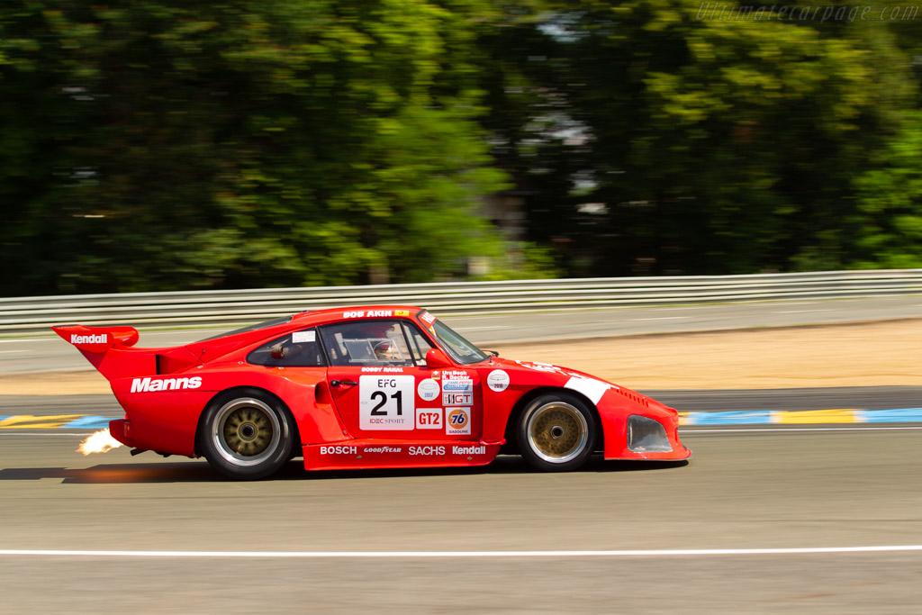 Porsche 935 K3 - Chassis: 009 00016 - Driver: Urs Beck  - 2018 Le Mans Classic