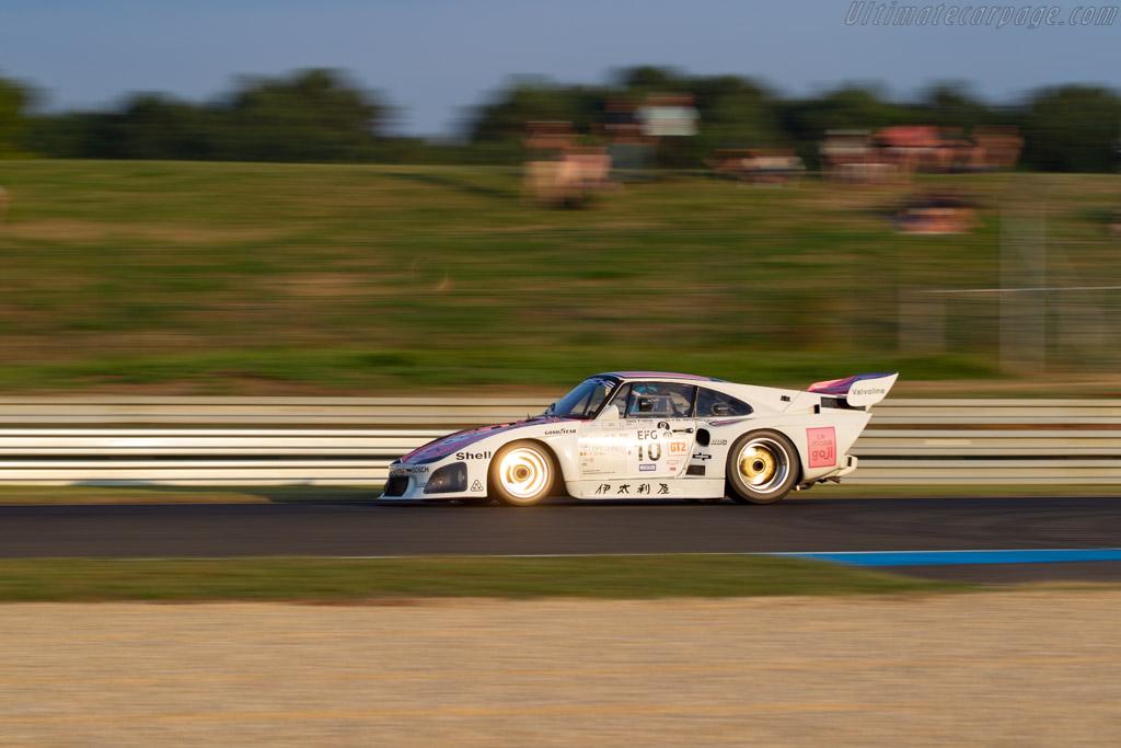 Porsche 935 K3 - Chassis: 001 0020 - Driver: Nicolas D'Ieteren / Pierre Lalmand  - 2018 Le Mans Classic
