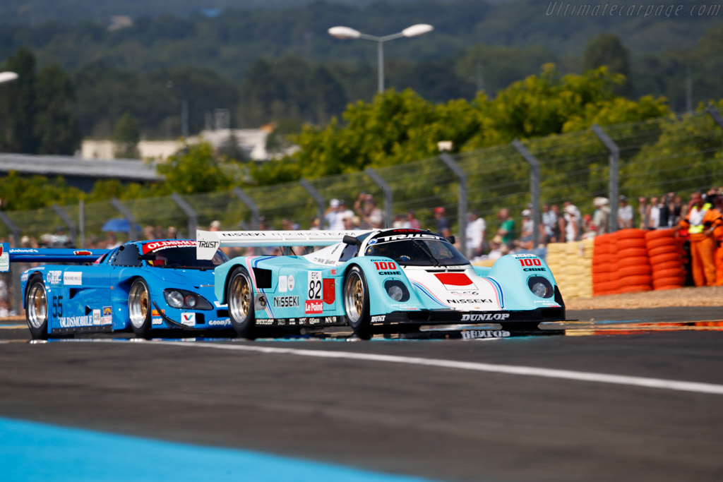 Porsche 962C - Chassis: 962-170 - Driver: Michel Lecourt / Raymond Narac  - 2018 Le Mans Classic
