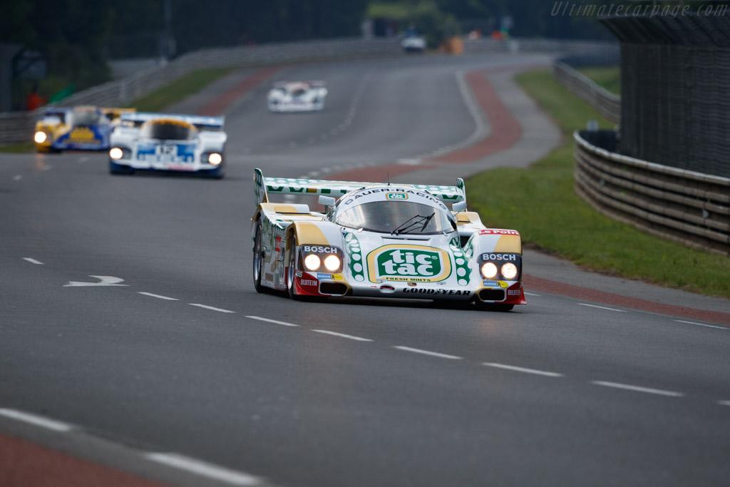 Porsche 962C - Chassis: 962-141 - Driver: Henrik Lindberg  - 2018 Le Mans Classic