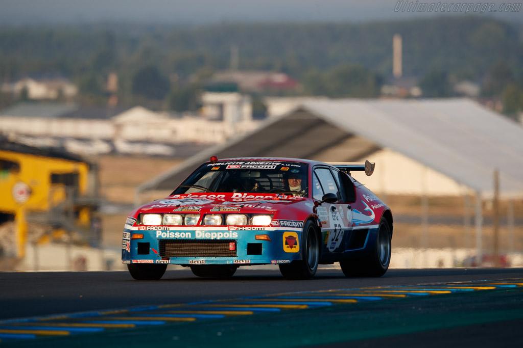 Renault Alpine A310  - Driver: Christophe Brunhes / Francois Dumez  - 2018 Le Mans Classic