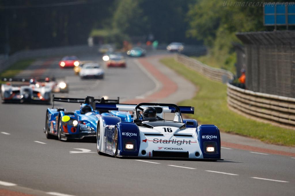 Riley & Scott MkIII - Chassis: 003 - Driver: Ian Stinton - 2018 Le Mans Classic