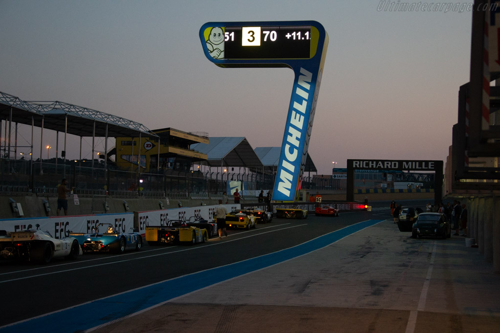 Safety Car    - 2018 Le Mans Classic