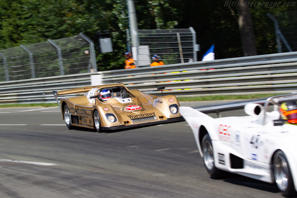 TOJ SC304 - Chassis: 11-76 - Driver: Yves Scemama  - 2018 Le Mans Classic