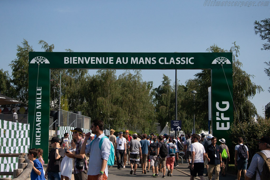 Welcome to Le Mans    - 2018 Le Mans Classic