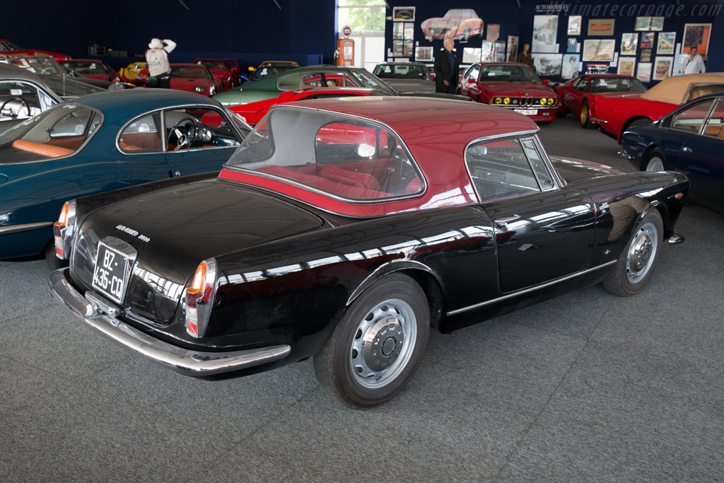 Alfa Romeo 2600 Touring Spider - Chassis: AR191768  - 2016 Le Mans Classic