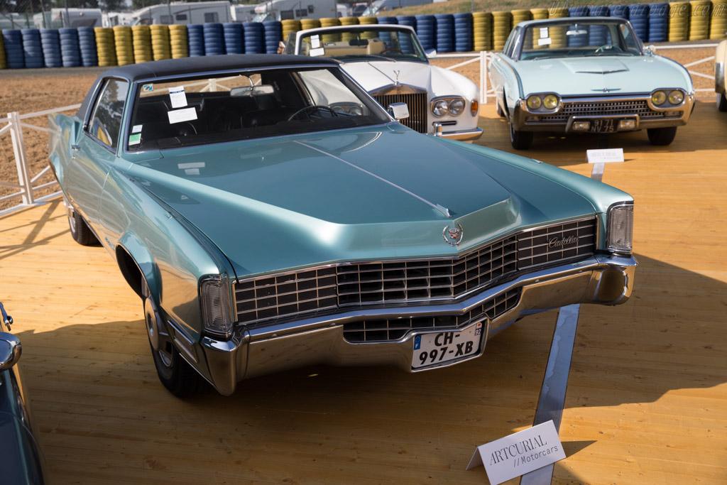 Cadillac 472 Eldorado Fleetwood - Chassis: HB 181 581   - 2016 Le Mans Classic