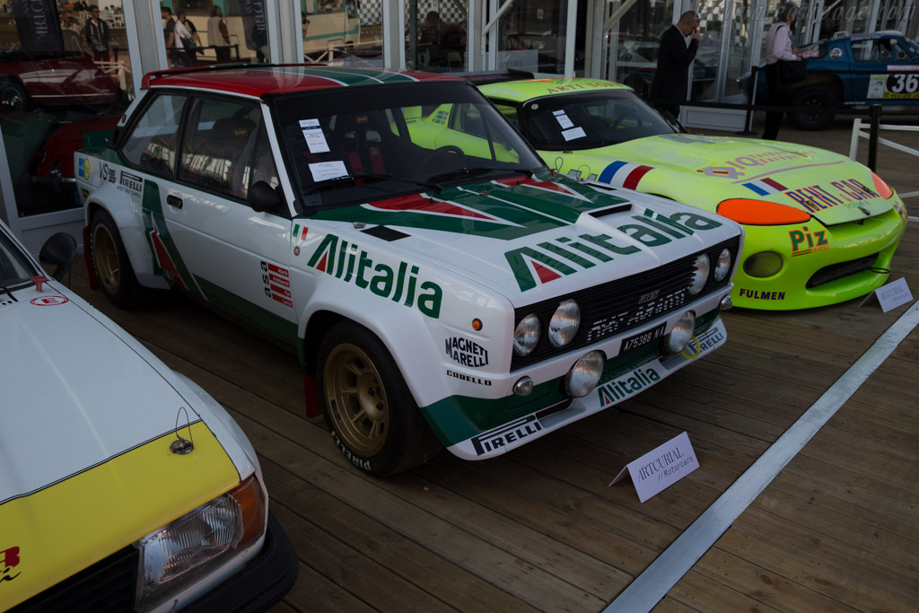 Fiat 131 Abarth - Chassis: 2040414   - 2016 Le Mans Classic