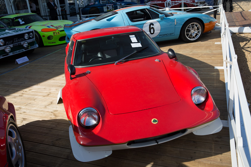 Lotus 47 GT - Chassis: 47/GT/10   - 2016 Le Mans Classic