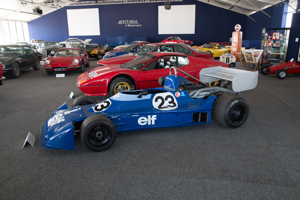 Martini Mk19 - Chassis: Mk19 001   - 2016 Le Mans Classic