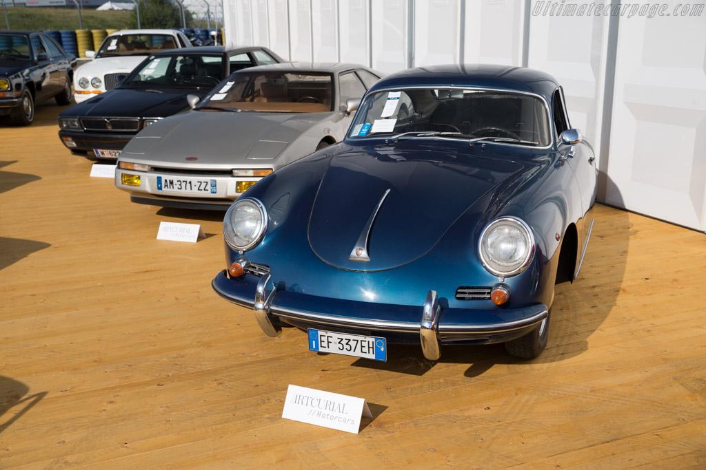 Porsche 356B T5 1600 - Chassis: 114701   - 2016 Le Mans Classic