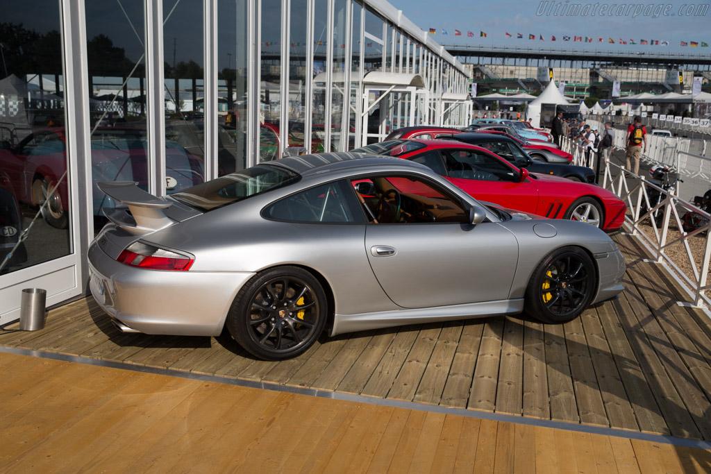 Porsche 911 GT3 - Chassis: WP0ZZZ99Z4S691959   - 2016 Le Mans Classic